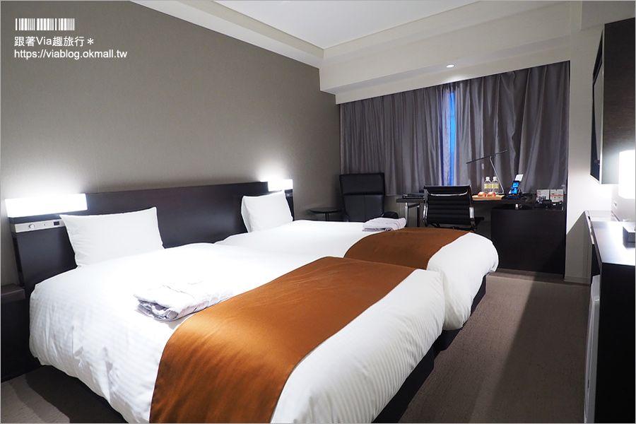 【東京銀座飯店】銀座住宿推薦:大和魯內銀座酒店Daiwa Roynet Hotel Ginza~就住在銀座區內!離地鐵站1分鐘! @Via's旅行札記-旅遊美食部落格