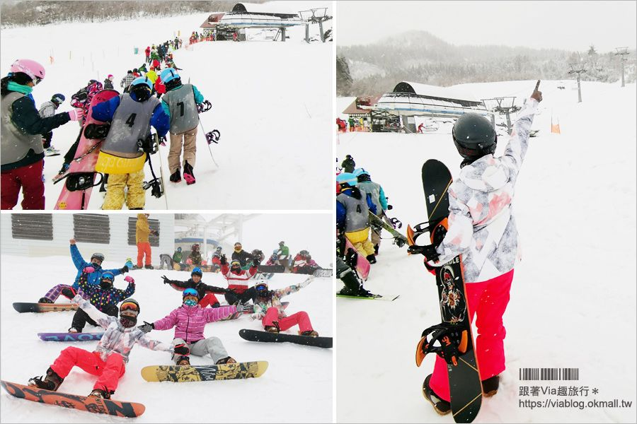 日本滑雪》新潟滑雪記:上越國際滑雪場&上越綠色廣場飯店~走出飯店就是雪場!超方便! @Via's旅行札記-旅遊美食部落格
