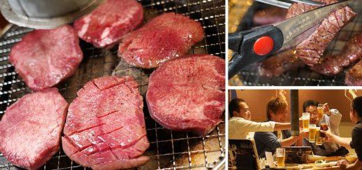 【福岡燒肉餐廳】88燒肉HACHI HACHI~平價九州黑毛和牛這裡吃!上班族下班後聚餐的好去處~ @Via's旅行札記-旅遊美食部落格