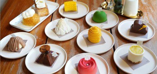 【澳門甜品推薦】卡夫卡KAFKA Sweets & Gourmandises~當地人氣甜點店!超愛雲朵蜜糖吐司~雪峰、抹茶山、玫瑰花造型蛋糕迷人又好吃! @Via's旅行札記-旅遊美食部落格