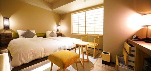 【京都河原町飯店推薦】三条RESOL HOTEL~京都和式風情濃郁!地點超好的質感型設計旅店~出門就開逛! @Via's旅行札記-旅遊美食部落格