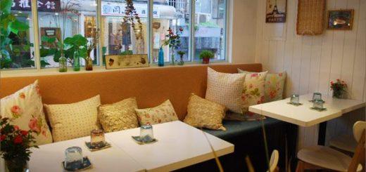 【東區下午茶】台北東區日式雜貨風~HANA2店 @Via's旅行札記-旅遊美食部落格