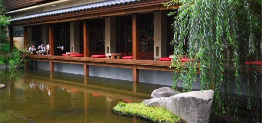 【新社餐廳】又見一炊煙~來個日本風的下午茶時光 @Via's旅行札記-旅遊美食部落格