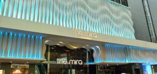 【香港酒店】The Mira Hotel~香港的潮流味旅店 @Via's旅行札記-旅遊美食部落格