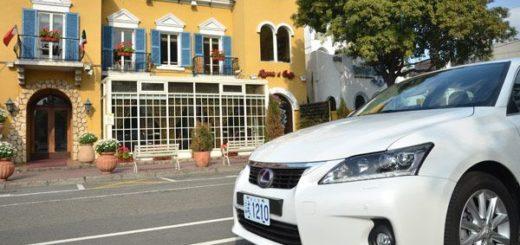 【體驗試乘】和Lexus CT200h來趟台中小旅行~拜訪台中市新景點! @Via's旅行札記-旅遊美食部落格