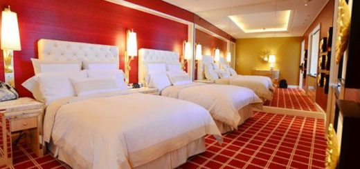 【澳門飯店】我在澳門的貴婦旅行之超愛飯店-澳門永利酒店 @Via's旅行札記-旅遊美食部落格