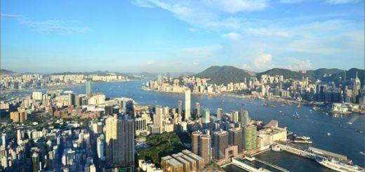 【香港新景點】香港sky天際100觀景台~從世界第四高樓賞香江! @Via's旅行札記-旅遊美食部落格
