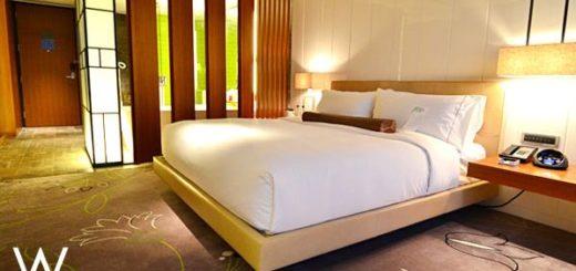【W HOTEL】台北的時尚奢華旅店!WOW~跟我入住驚豔的W─房間篇 @Via's旅行札記-旅遊美食部落格