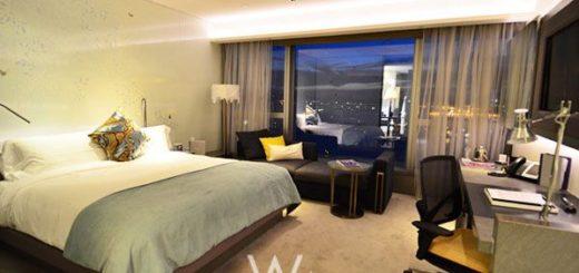 【香港飯店推薦】香港W hotel~擁時尚和奢華一起入眠! @Via's旅行札記-旅遊美食部落格