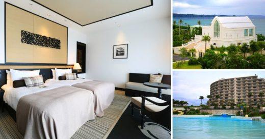 【沖繩海景飯店推薦】大推這間!夢幻海景就在眼前!沖繩蒙特利水療度假酒店Hotel Monterey Okinawa Spa & Resort @Via's旅行札記-旅遊美食部落格