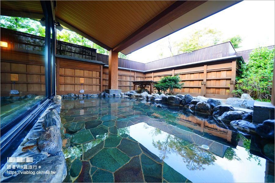 京都嵐山一日遊》嵐山溫泉‧風風の湯ふふのゆ~嵐山也可以這樣玩!泡個舒服的日歸溫泉再離開~ @Via's旅行札記-旅遊美食部落格