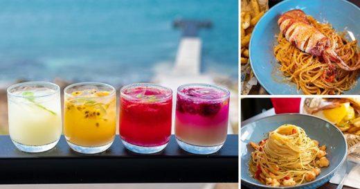 【澎湖海景餐廳】青灣360海岸歐亞料理~全新海景餐廳,擁抱藍天大海,選用在地食材,創意料理好美味! @Via's旅行札記-旅遊美食部落格