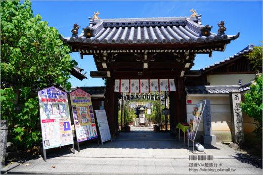 【奈良景點】奈良古廟之旅~在地人才知的私房寺院看這篇:小房觀音寺/唐招提寺/西大寺 @Via's旅行札記-旅遊美食部落格
