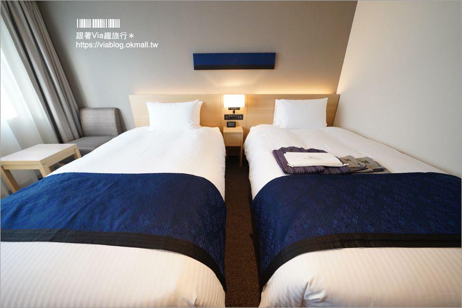 京都四条飯店》四條新町穎特飯店Hotel Intergate Kyoto Shijoshinmachi~提供大眾湯&隨時都有點心提供的高評價飯店! @Via's旅行札記-旅遊美食部落格