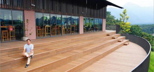 【南投魚池景點】鹿篙咖啡莊園~台灣農林新作!魚池山中的優雅莊園,坐擁綠色茶園美景 @Via's旅行札記-旅遊美食部落格