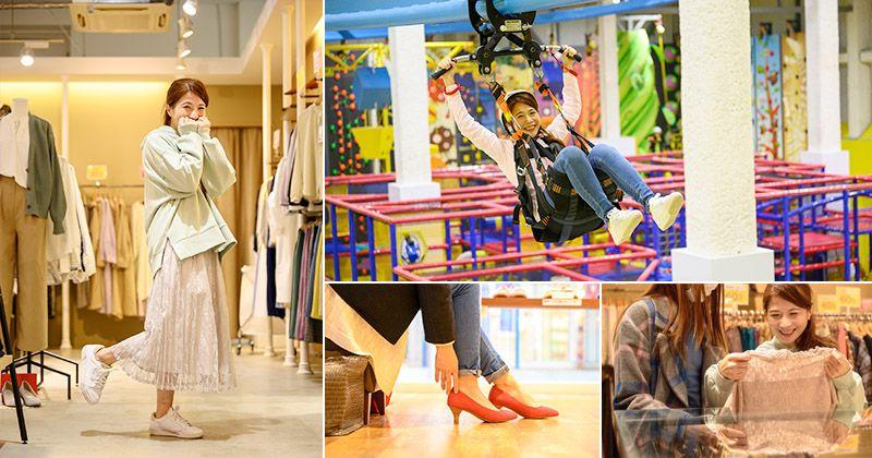九州福岡必逛》海購城奧特萊斯Marinoa City~九州 Outlet就逛這間!購物、美食、娛樂通通滿足你! @Via's旅行札記-旅遊美食部落格