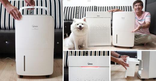 【韓國空氣清淨機】白色家電控看這裡~WINIX空氣清淨機 ZERO+&WINIX16L清淨除濕機~限時超值開團中! @Via's旅行札記-旅遊美食部落格