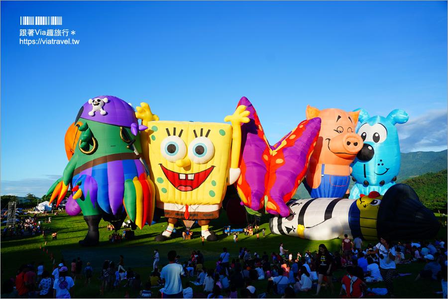 台東熱氣球》台灣熱氣球嘉年華會2020~活動場次、交通、相關資訊整理!含2019年精彩回顧! @Via's旅行札記-旅遊美食部落格
