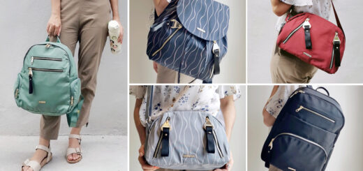 【包包團購】AT美國旅行者Alizee IV~平價時尚的美式包款,獨家全台首賣新色,限時限量開團中! @Via's旅行札記-旅遊美食部落格