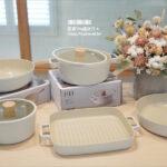 即時熱門文章:【廚房鍋具推薦】韓國Neoflam鍋具團~FIKA系列。白色系控必追鍋具超值組合~