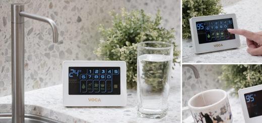 【飲水機推薦】VOCA頂級瞬熱飲水機~廚下式飲水機好省空間!隨按隨飲~不用等就有熱水太美妙了! @Via's旅行札記-旅遊美食部落格