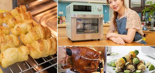 【韓國家電限時優惠】韓國422inc周年慶,氣炸烤箱這檔最便宜,4/22~4/24限時3天特賣活動~大家買起來! @Via's旅行札記-旅遊美食部落格