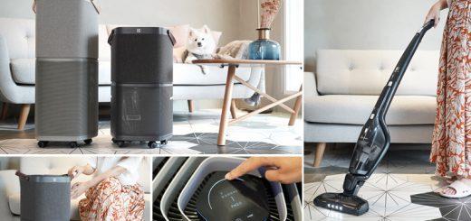 【伊萊克斯Electrolux】百年瑞典家電~美型空氣清淨機+超值直立式吸塵器限時開團! @Via's旅行札記-旅遊美食部落格