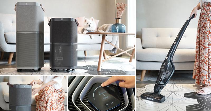 伊萊克斯Electrolux》百年瑞典家電~美型空氣清淨機+超值直立式吸塵器限時開團! @Via's旅行札記-旅遊美食部落格