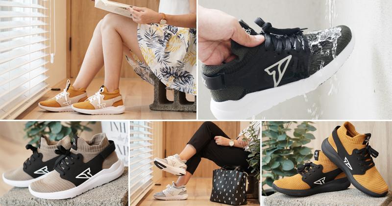 台灣製好鞋》V-TEX耐水鞋~MIT台灣製!地表最強耐水鞋!全新款式來囉! @Via's旅行札記-旅遊美食部落格