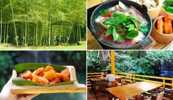 南投鹿谷餐廳》竹亭咖啡~開到竹林最深處的秘境咖啡館! @Via's旅行札記-旅遊美食部落格